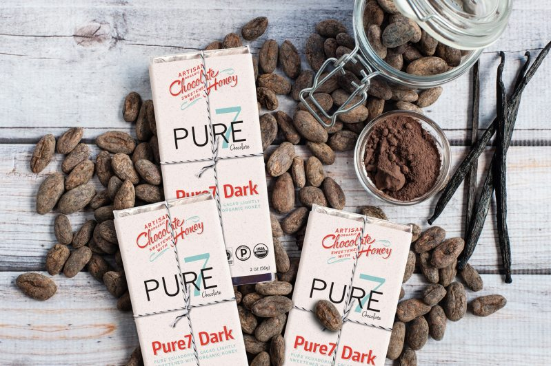 Pure7 is founded on the idea that you really are what you eat. Our passion is making the most nutritious, delicious chocolate that is good for your health, good for the planet and good for people, or it can be, as long as it is made with the care and devotion we bring to the mix. #paleo #certifiedpaleo #paleovegan