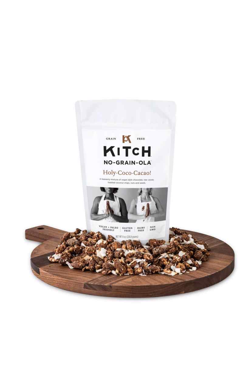 kitchun holy cacao no grainola