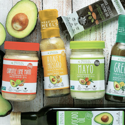 Primal Kitchen Foods - All Primal Kitchen ingredients are selected according to the strictest standards of taste, natural healthfulness and phytonutrient potency. Primal Kitchen is among life's little affordable luxuries and created to be used extravagantly, so pour it on generously. #certifiedpaleo #paleo