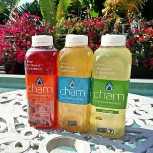 Cham Cold Brewed Wellness Teas