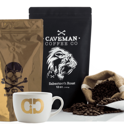 Caveman Coffee - Certified Paleo, KETO Certified, PaleoVegan - Paleo Foundation