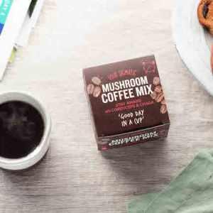 Four Sigmatic Lion's mane coffee