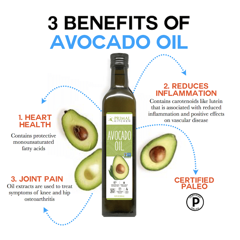 3 benefits of avocado oil from primal kitchen foods