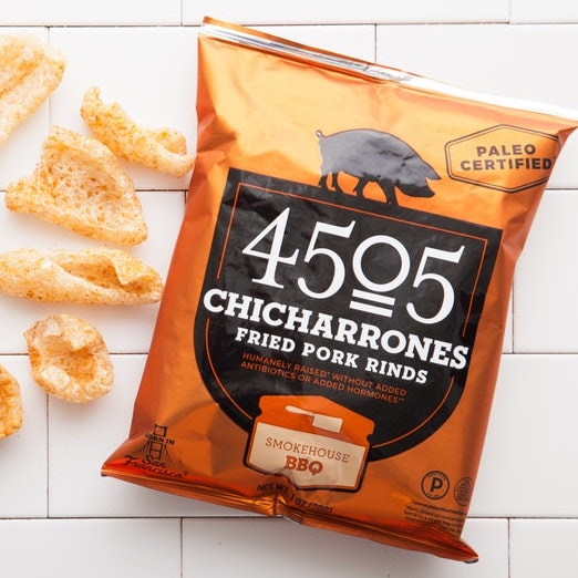 4505 Chicharrones Smokehouse BBQ Paleo Certified