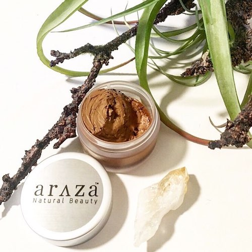 7-1 Coconut Cream Foundation - Araza Beauty - Certified Paleo, PaleoVegan - Paleo Foundation