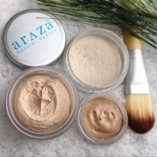 7 in 1 Foundation - Araza Beauty - Certified Paleo - Paleo Foundation