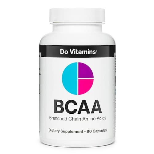 BCAA - Do Vitamins - Paleo Friendly, PaleoVegan, KETO Certified - Paleo Foundation