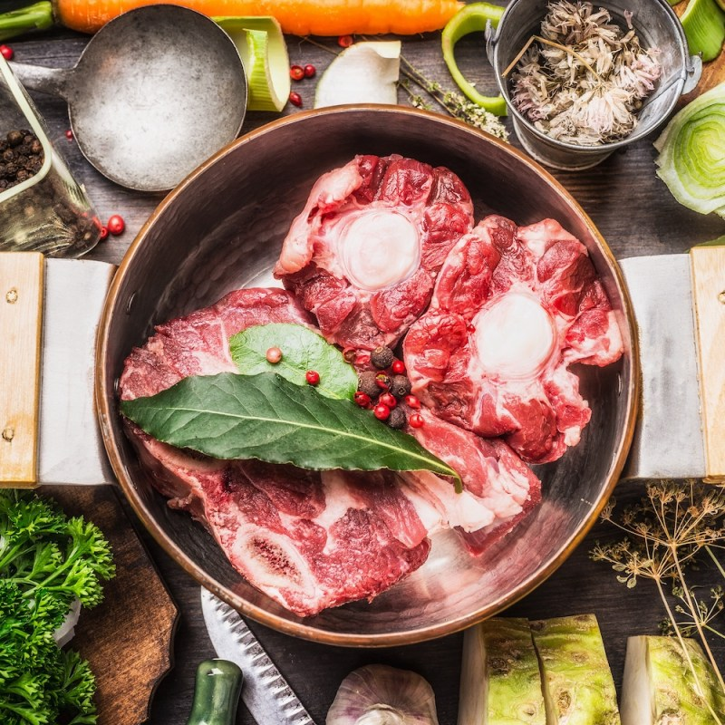 Bare Bones Broth - Certified Paleo, KETO Certified by the Paleo Foundation
