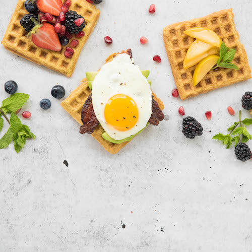 Breakfast & Waffles - Kitchfix - Certified Paleo - Paleo Foundation