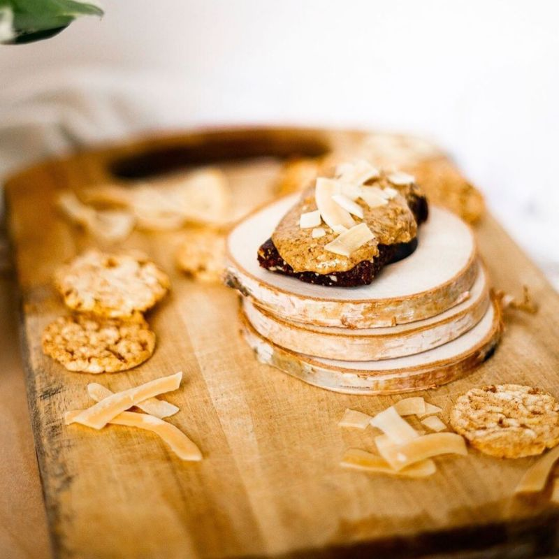 Chocolate Almond Butter Sea Salt 1 - Thunderbird - Certified Paleo by the Paleo Foundation