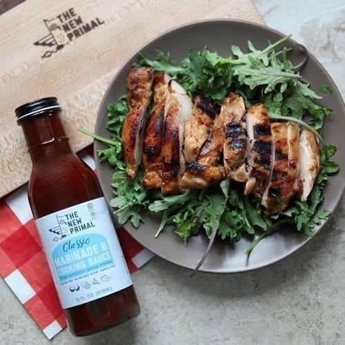 Classic Marinade - The New Primal - Certified Paleo - Paleo Foundation