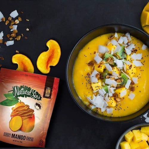 Crispy Mango Thins - Natural Sins - Paleo Friendly, Paleo Vegan - Paleo Foundation
