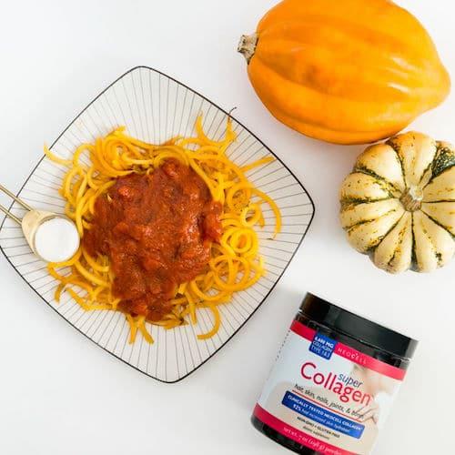 Super Collagen + Spaghetti Squash - Neocell - Paleo Friendly - Paleo Foundation