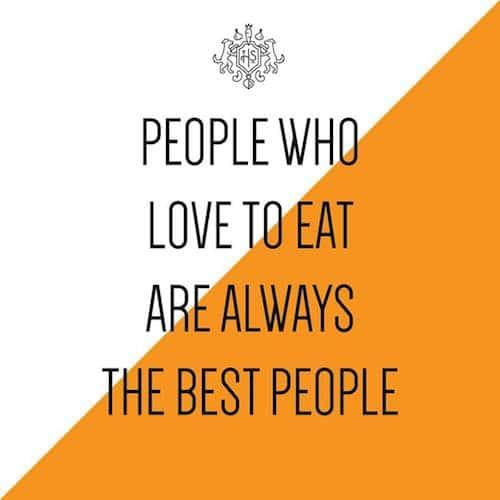 The Best People - The Honest Stand - Certified Paleo, Paleo Vegan - Paleo Foundation
