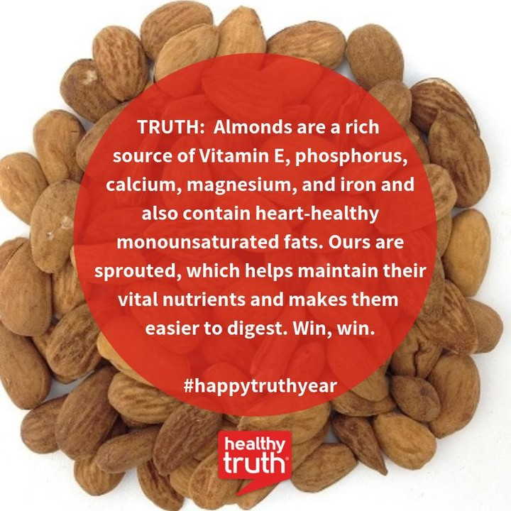 Truth about Almonds - Healthy Truth - Certified Paleo, Paleo Vegan - Paleo Foundation - Paleo Diet - Paleo Lifestyle