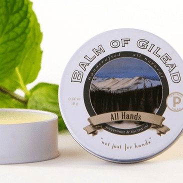 All Hands Hand Balm - Balm of Gilead - Certified Paleo - Paleo Foundation