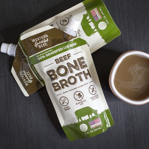 Bone Broth - Panorama Meats - Certified Paleo