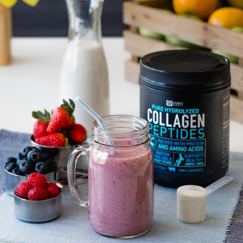 Collagen Peptides - Sports Research - Paleo Friendly - Paleo Foundation