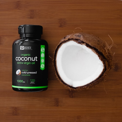 Extra Virgin Coconut Oil 3 - Sports Research - Certified Paleo - Paleo Foundation