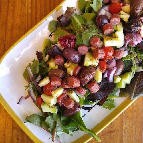 Greek Salad w: Chomps - Chomps - Certified Paleo, Whole30 Approved - Paleo Foundation