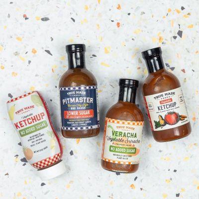 Ketchup, BBQ, Veracha - True Made Foods - Certified Paleo, Paleo Vegan by the Paleo Foundation