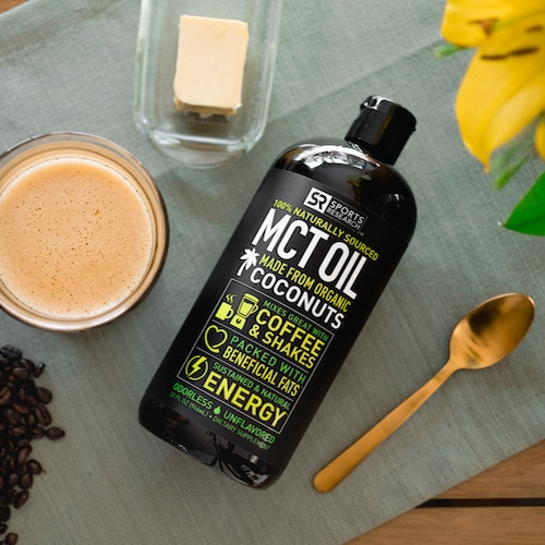 MCT Oil 2 - Sports Research - Certified Paleo - Paleo Foundation