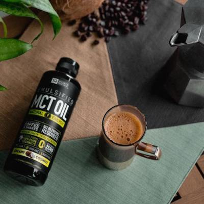 MCT Oil - Sports Research - Certified Paleo, Keto Certified - Paleo Foundation