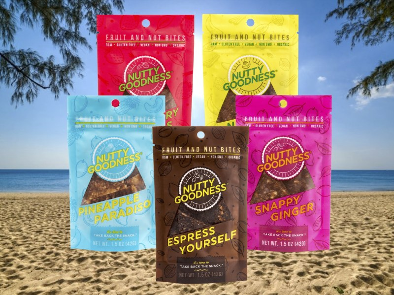 Main Lineup - Nutty Goodness - Certified Paleo, PaleoVegan - Paleo Foundation