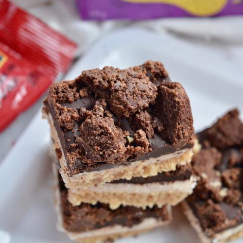 Mint Sugar Cookie Squares - Enjoy Life - Paleo Friendly - Paleo Foundation