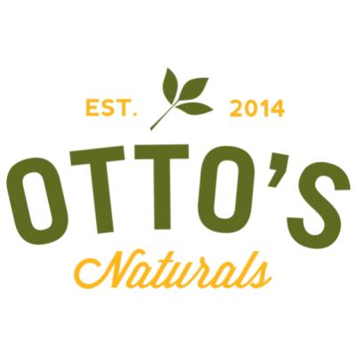 Otto's Naturals Cassava Flour logo - Certified Paleo, PaleoVegan by the Paleo Foundation