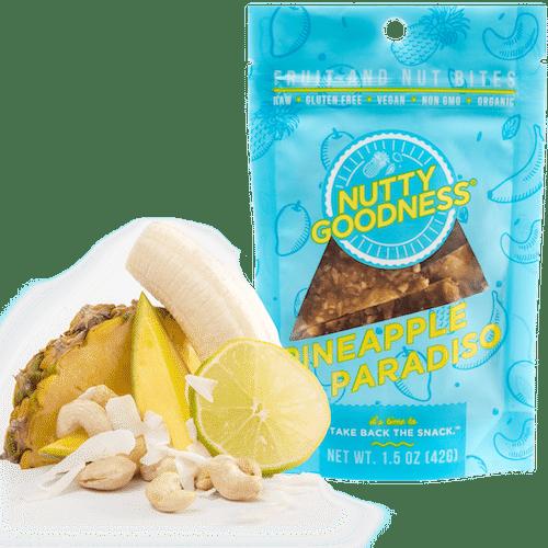 Nutty Goodness - Certified Paleo, PaleoVegan - Paleo Foundation