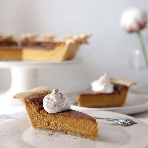 Otto's Cassava Pumpkin Pie - Otto's Cassava Flour - Certifed Paleo, Paleo Vegan - Paleo Foundation