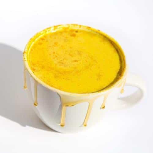 Pumpkin-Spiced Golden Latté - Beekeeper's Naturals - Certified Paleo - Paleo Foundation