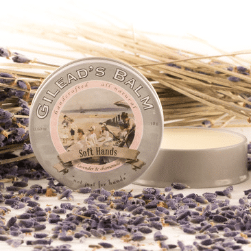 Soft Hands Hand Balm - Balm of Gilead - Certified Paleo - Paleo Foundation