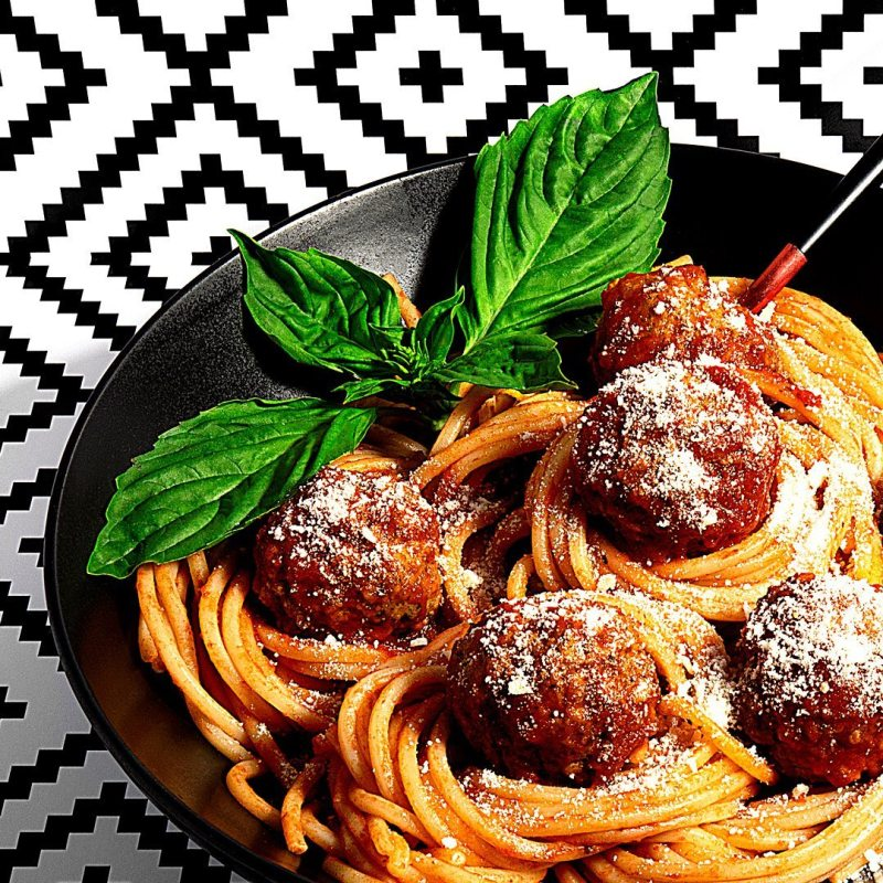 Spaghetti & Meatballs - Certified Paleo by the Paleo Foundation