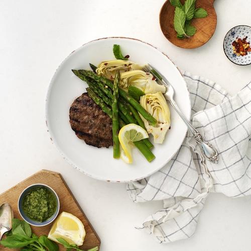 Tribalí Foods Organic 100% Grass-fed Beef - Certified Paleo - Paleo Foundation