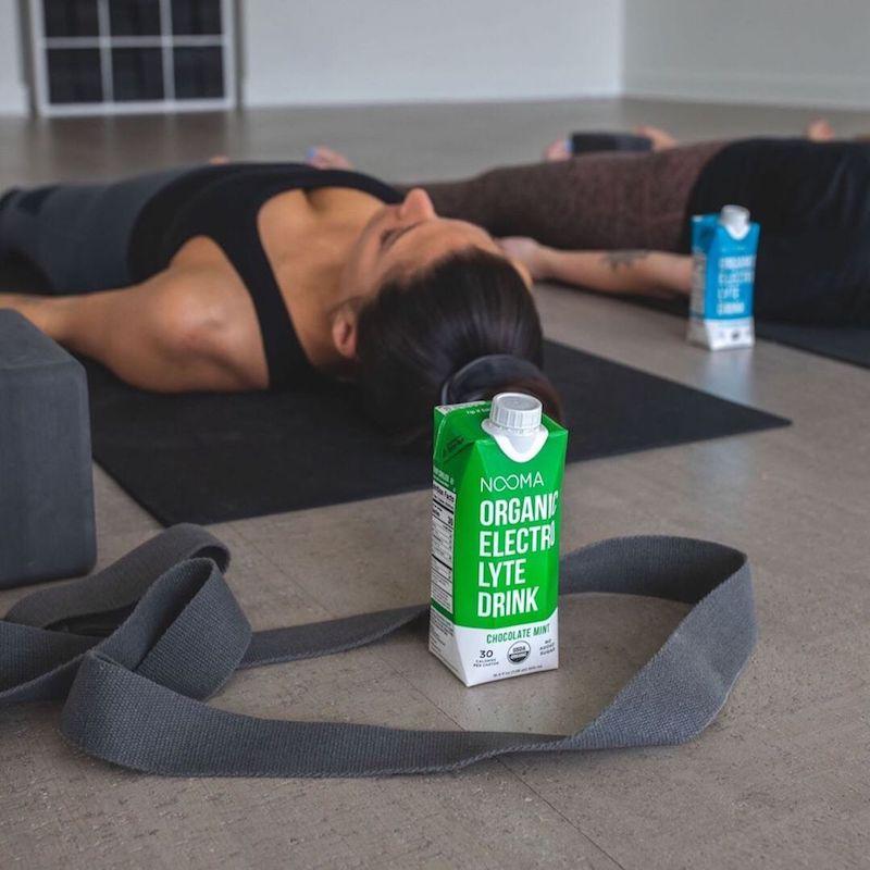 Yoga + Chocolate Mint Electrolyte Drink - NOOMA - Paleo Friendly, PaleoVegan, KETO Certified - Paleo Foundation
