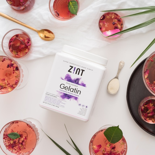 Beef Gelatin - Zint Nutrition - Paleo Friendly, KETO Certified - Paleo Foundation