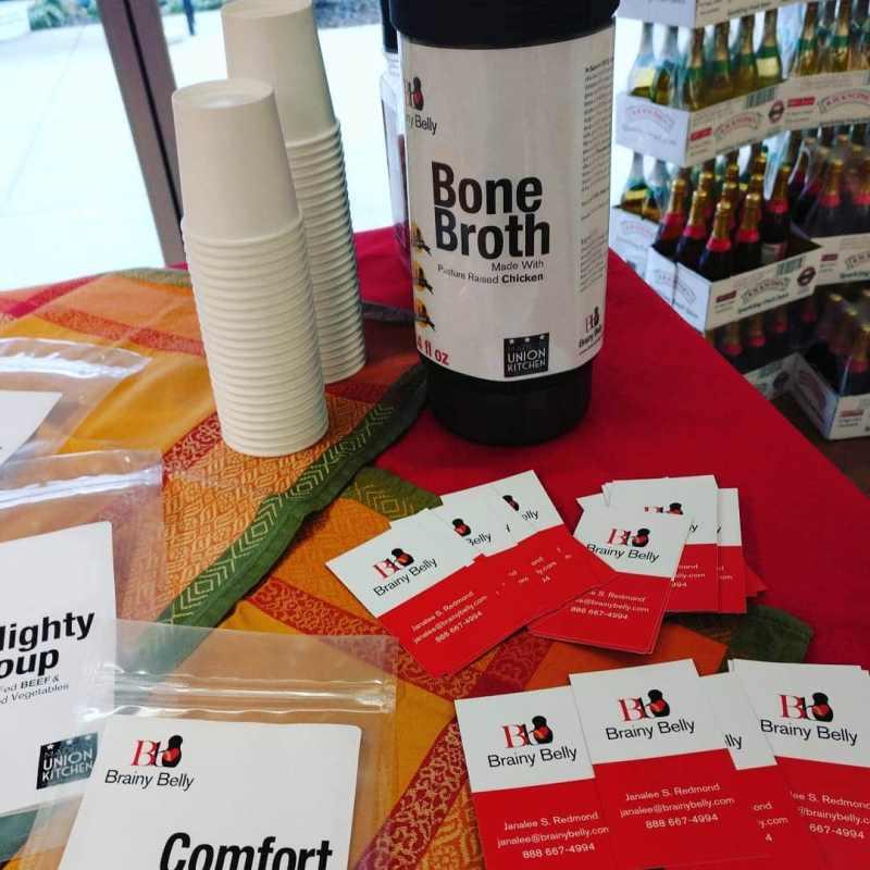 Bone Broth 2 - Brainy Belly - Certified Paleo - Paleo Foundation