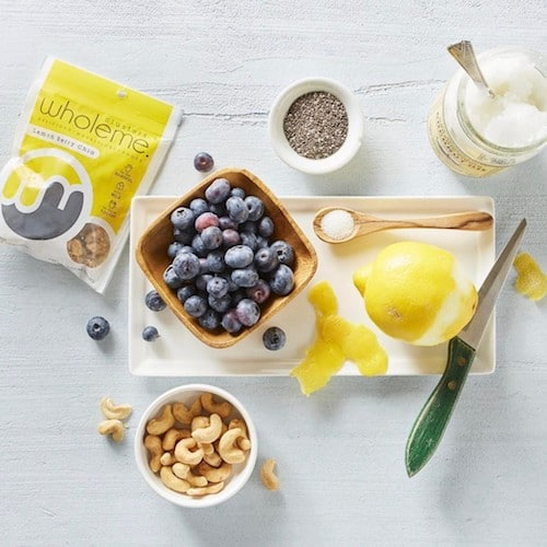 Lemon Berry Chia - WholeMe - Certified Paleo - Paleo Foundation