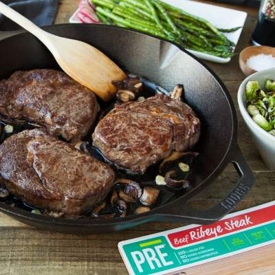 Ribeye - PRE Brands - Certified Paleo - Paleo Foundation