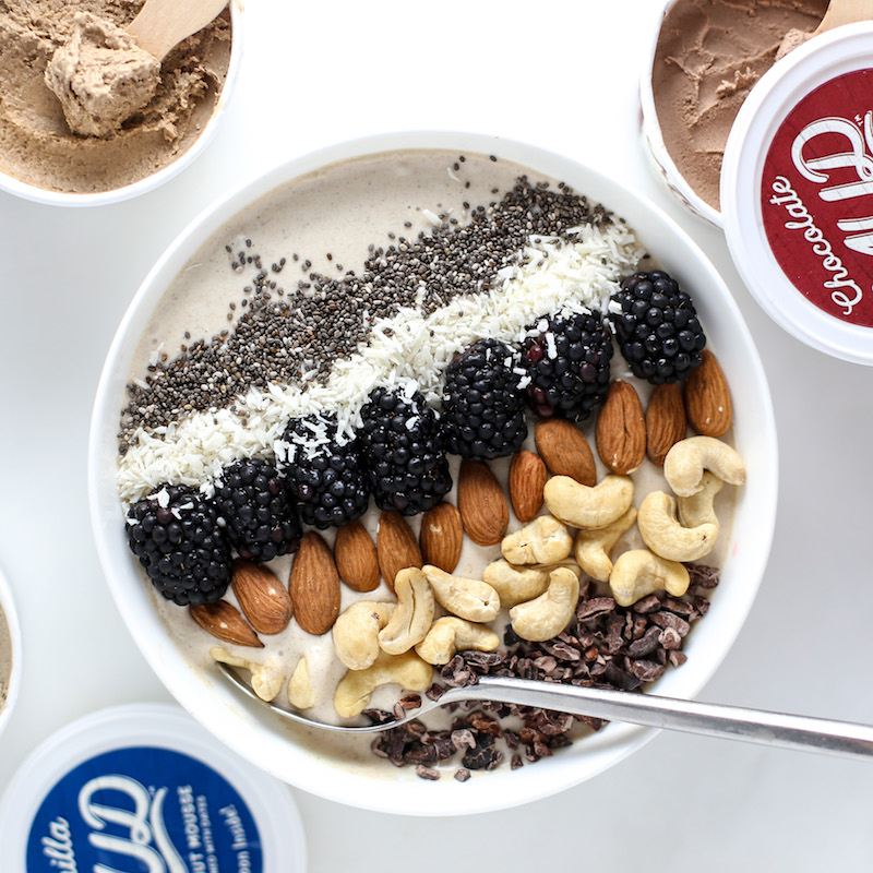 Smoothie Bowl - Eat MUD Co - Certified Paleo - Paleo Foundation