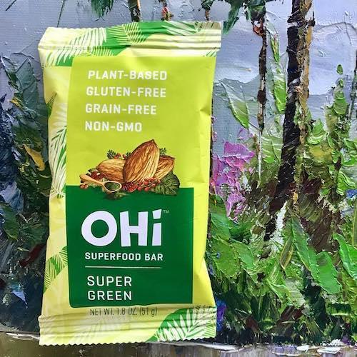 Super Green - OHI Food Co. - Certified Paleo, PaleoVegan - Paleo Foundation