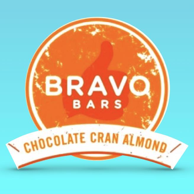chocolate bravo bars cranberry almond grain free gluten free certified