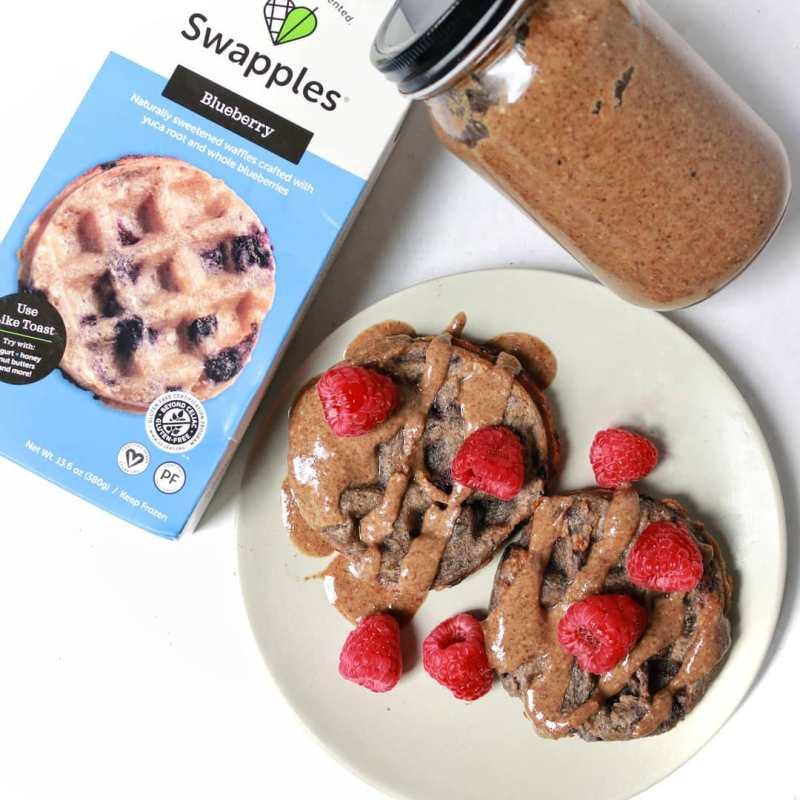 Blueberry - Swapples - Certified Paleo Friendly by the Paleo Foundation