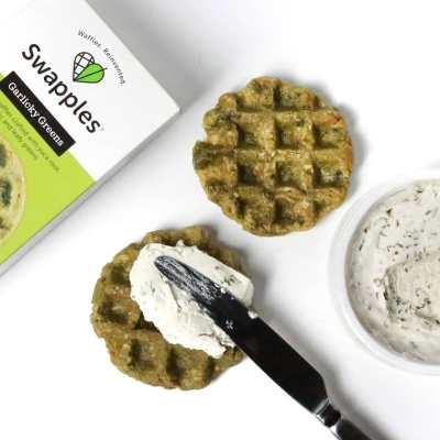 Garlicky Greens - Swapples - Certified Paleo by the Paleo Foundation