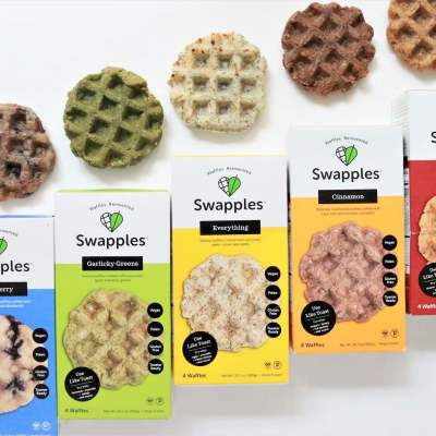 Lineup Tier - Swapples - Certified Paleo - Paleo Foundation