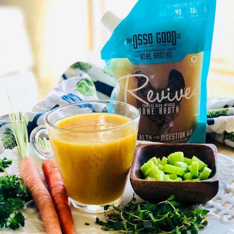 Osso Good Co Revive Chinese Herb Infused Chicken Bone Broth Certified Paleo Certified Grain Free Gluten Free