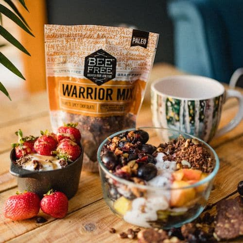 Drake's Spicy Chocolate Warrior Mix - BeeFree Gluten Free - Certified Paleo - Paleo Foundation