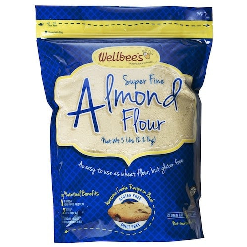 Almond Flour - Wellbee's - Certified Paleo - Paleo Foundation